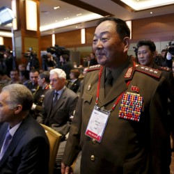 Kim son called 'supreme leader' of NKorea military