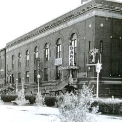 The Charles W. Morse Building, now called Norumbega Hall, once included the Bowlodrome and the Chateau Ballroom, two of Bangor's entertainment centers.