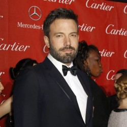 Actor and director Ben Affleck poses on the red carpet as he arrives to the 24th Annual Palm Springs International Film Festival Gala in Palm Springs, California, in this Jan. 5, 2013, file photo.