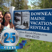 For twenty five years Nichole & Shannon have been providing Downeast Maine Vacation Rentals