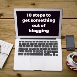 Tips to establishing a blog