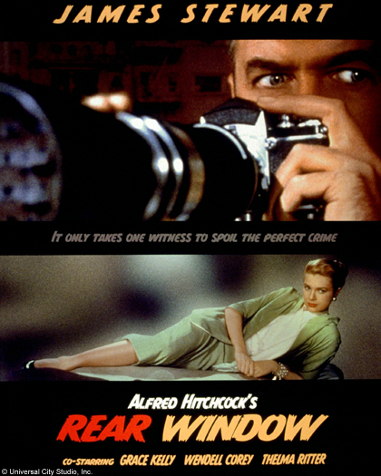 Classic Hollywood films, such as &quotRear Window,&quot will be screened for free at the new Portland Film Series, which starts Sunday, June 7, at Congress Square Park.