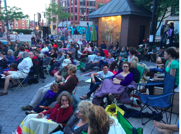 Classic Hollywood films will be screened for free at the new Portland Film Series starting Sunday, June 7, at Congress Square Park.