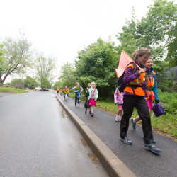 Maine kids to join International Walk to School Day