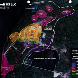 Reuse of former HoltraChem site in Orrington mired in environmental, legal woes