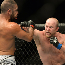 Fighters eyeing UFC light heavyweight belt