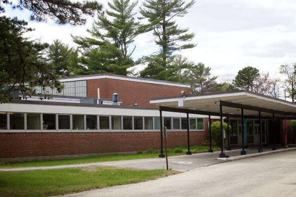 Coffin Elementary School in Brunswick.