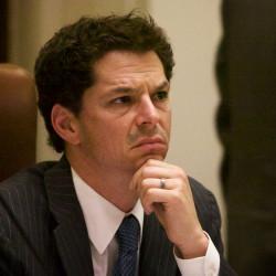 Senate Minority Leader Justin Alfond, D-Portland.