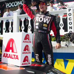 Kyle Busch sweeps weekend at Texas with NRA 500 win