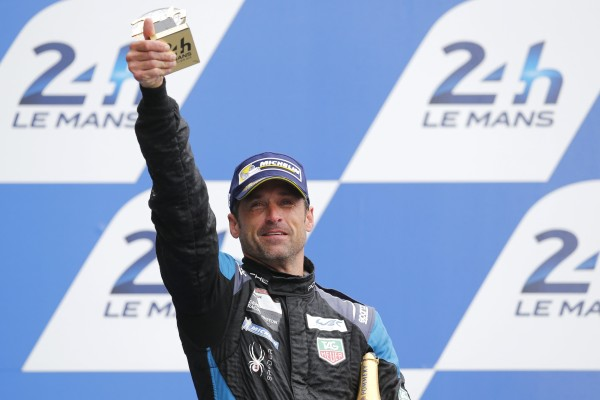 Patrick Dempsey 2nd Place At Le Mans Is Dream Come True Auto