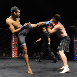 Local competitors relish chance to compete on home turf as mixed martial arts comes to Bangor for first time