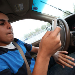 Teen drivers still violating traffic laws