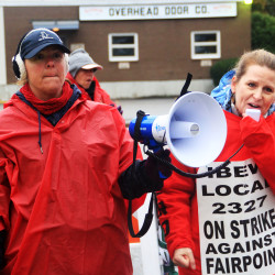 Fairpoint, union spar at federal appeals court over nonunion contracting