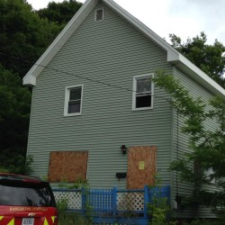 Cause of fire that destroyed Levant home undetermined