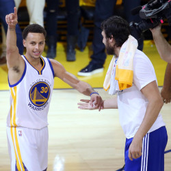 Lee propels Warriors past Celtics