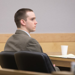 Orono man pleads not guilty in stabbing death of his mother's boyfriend
