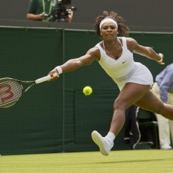 Kyrgios too hot for Nadal, Sharapova bows out at Wimbledon