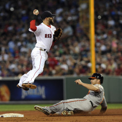 Lackey helps Red Sox solve Orioles