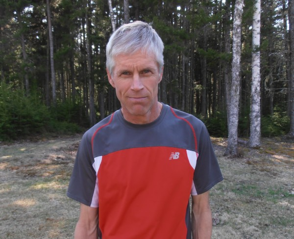 Michael Westphal, who lives with Parkinson's disease, will run his first marathon in 23 years Saturday on Great Cranberry Island.