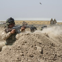 Obama weighs US action in Iraq but rules out combat troops
