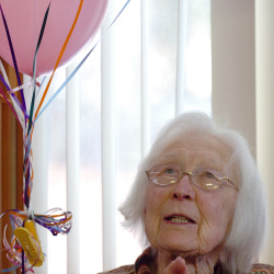 For dietitian Musgrave, life just as sweet at 90