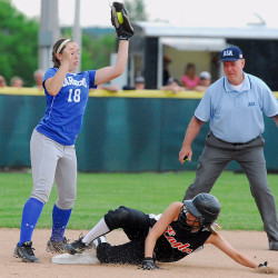 Limestone, DI-Stonington softball summary