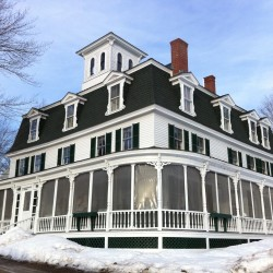 Look inside the historic Maine inn you can win in essay contest