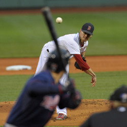 Boston's De La Rosa shuts down Twins for 1-0 victory