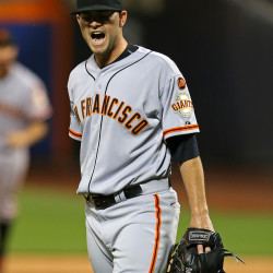 Giants' Lincecum pitches second no-hitter