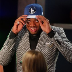 Wiggins is top pick of NBA Draft by Cavs
