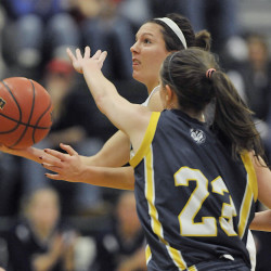 Former Lee Academy, Husson multisport star Gifford named Hermon girls basketball coach