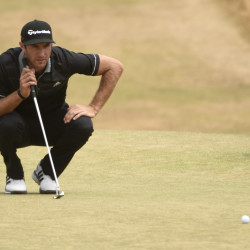 Gunslinging McIlroy and Woods steal first-round show at British Open