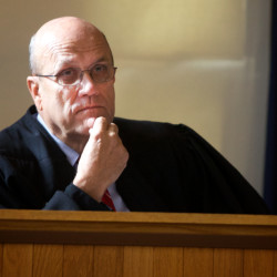 Justice leaving Maine supreme court
