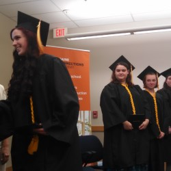 Maine pharmacy school welcomes first class