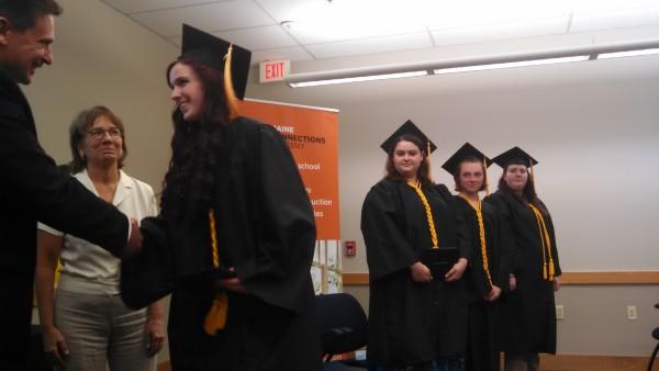 Maine\'s first virtual charter school graduates receive diplomas ...