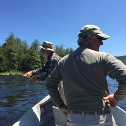 Fundraiser offering fishing trip in auction