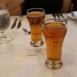 A few tips for a successful beer dinner: Build menus from the brew up, and don't intrude on the meal