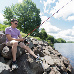 Stripers returning to Maine, but Penobscot still slow