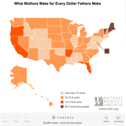 Maine ranks ninth in nation for pay equality, but women still earn only 83 cents to men's dollar