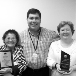 Hospice presents annual volunteer awards