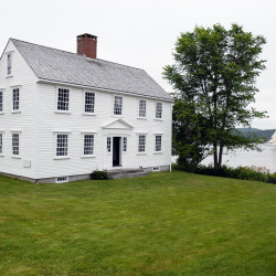 Domestic Architecture of New England