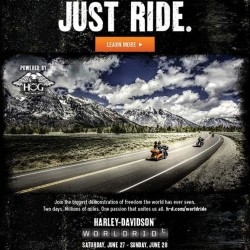 Caribou to welcome Harley owners for 2013 rally