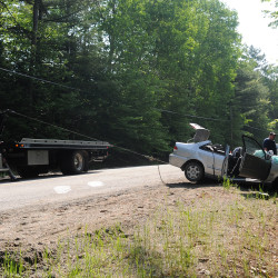 Baileyville woman injured in Clifton crash
