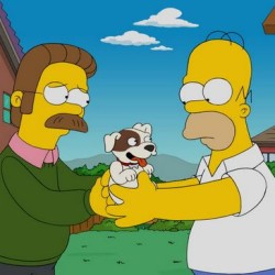 Threat averted: Fox renews 'Simpsons' for 2 years