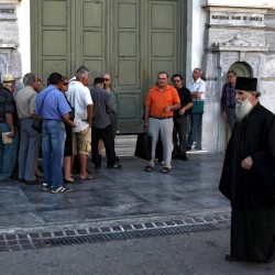 Raid on Cypriot deposits shakes Europeans' faith in savings