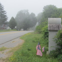Midcoast Area Veterans Memorial erected in Rockland
