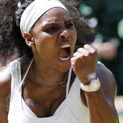 Serena Williams wins 6-0, 6-0 in U.S. Open fourth round; Fish withdraws
