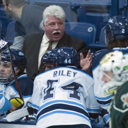 New Maine hockey coach Gendron busy looking for full-time assistant coaches