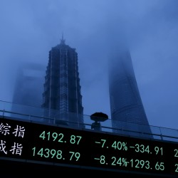 China loses control of its Frankenstein economy