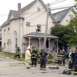 Refrigerator malfunction ignites fire in Bangor apartment building